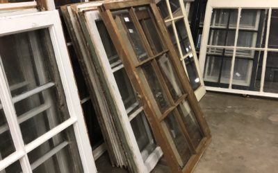 HEY DIYers! Think of the possibilities with these windows!!