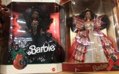 BARBIE DOLLS MAKE GREAT CHRISTMAS COLLECTIBLES! click here to see more